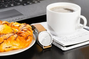 Coffee Shop Offices: 7 tips to getting more stuff done whilst eating cake