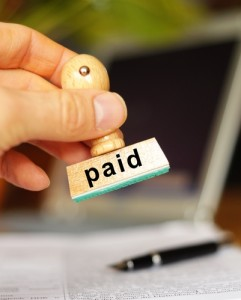 Want to be paid to do your marketing?