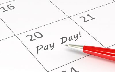 Regular monthly pay checks: How can you create one?