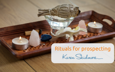 Rituals for prospecting